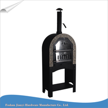 Commercial Brick Outdoor Wood Stone Pizza Oven for Restaurants