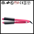 45W newest and top quality LCD Display Clipless hair styling machine hair straighteners