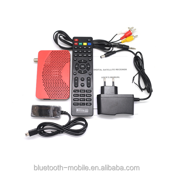 best price hot sale in Middle East HD MINI DVB S2 satellite receiver with IKS BISS IPTV POWERVU GSCAM