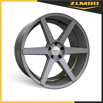 ZUMBO Z84 high quality alloy wheels for car fit for audi 2016 RS6 alloy wheel made in china 18 19 20 22 inch rims