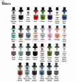 Royal gold and other 31 colors Tobeco super tank mini