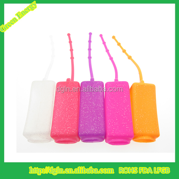 30ml hand sanitizer gel bag/empty hand sanitizer bottle/ silicone hand sanitizer holder