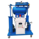 Single stage cable oil recycling machine