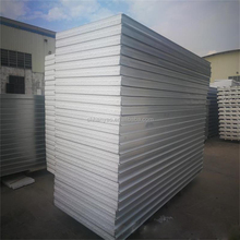 heat-resistant eps sandwich roof panel expanded polystyrene sandwich panel for wall