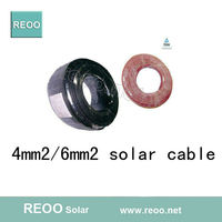 4mm2 solar cable with XLPE excellent resistence to abrasion high quality