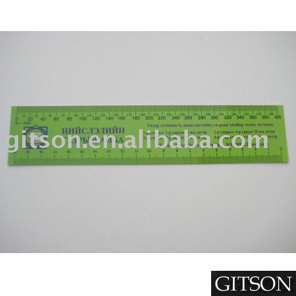 Plastic scale ruler,20 cm scale ruler,Triangular Scale Rulers