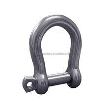 China foundry c shape sailing yachts clevis shackle