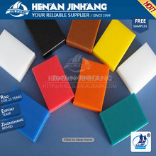 2015 lowest price high impact polystyrene sheet manufacture