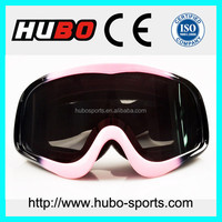 Sylish hybrid colour outdoor bike safety moto cross goggle