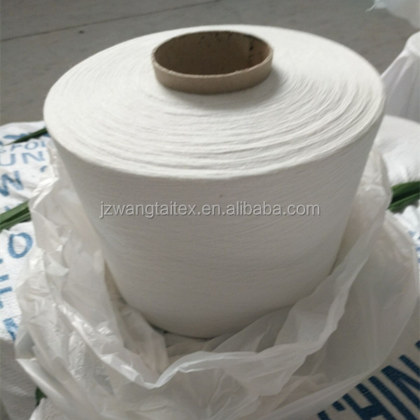 100% Polyester spun yarn 40s for weaving ,sell fast to india ,pakistan