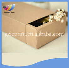 new design & beautiful decorative paper drawing boxes for packaging clothing