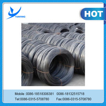 Hot sale blcak annealed iron wire for binding provided to the buyers
