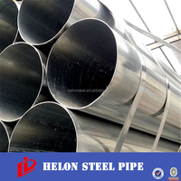 Q195 mechanical Properties of Pre Galvanized Steel Tube