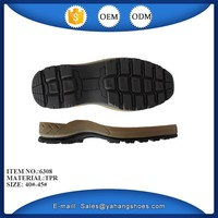 manufacture new tpr driving shoe sole