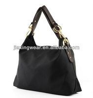 Fashion genuine leather shoulder bag for man for shopping and promotiom,good quality fast delivery