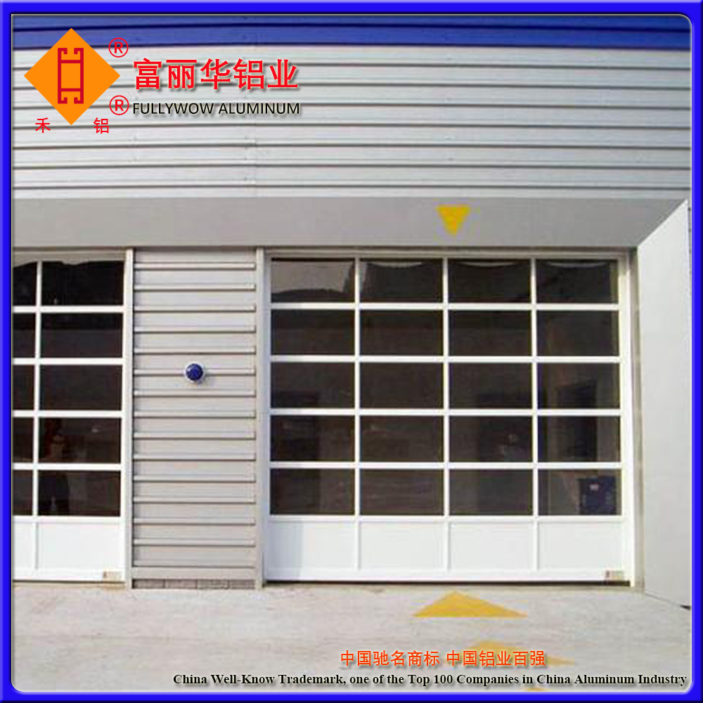 High Quality Beautiful Aluminum Screen Door for Office Building Decoration