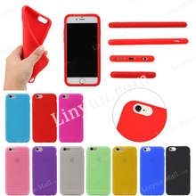 Best Selling Soft Silicone Case for iPhone 6, For iPhone 6 Case