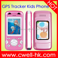 1.8 inch Quad Band GSM mobile phone iBaby Q9 GPS Tracker Mobile Phone For Kids