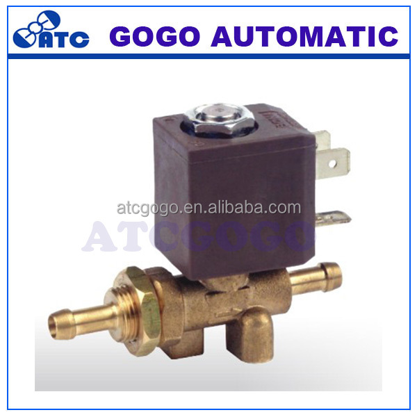 female 1/8 thread Automatic welding machine parts / micro solenoid valve 12v