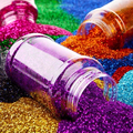 craft glitter powder