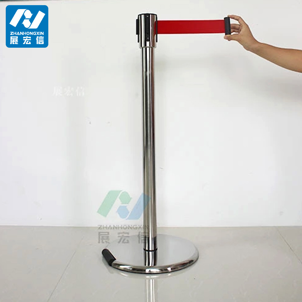cheap crowd control stanchions,retractable barrier tape for sale
