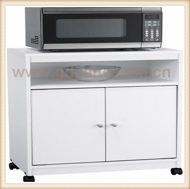 ivory microwave kitchen cabinet ,new model mini kitchen cabinet