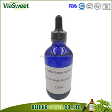 Viasweet HALAL certified green coffee bean extract drops for beverage