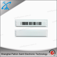 supermarket AM 58KHz deactivable security soft tag system eas