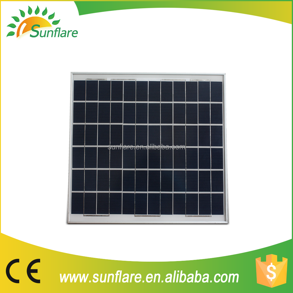 Polycrystalline silicon solar panel made in japan