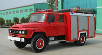 Dongfeng Fire Fighting Water Tanker Truck