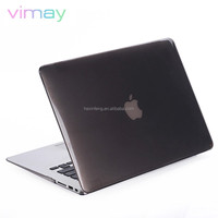computer case crystal clear hard laptop case, for macbook pro case 13 15 17, for macbook air case 11 13