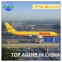 DHL international shipping rates to Pakistan from shanghai