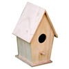 small cheap wooden bird houses, Shuanglong wooden bird house manufacturer