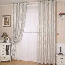 2016 unique design comfortable fabric heavy duty brackets motorized fiber optic curtain