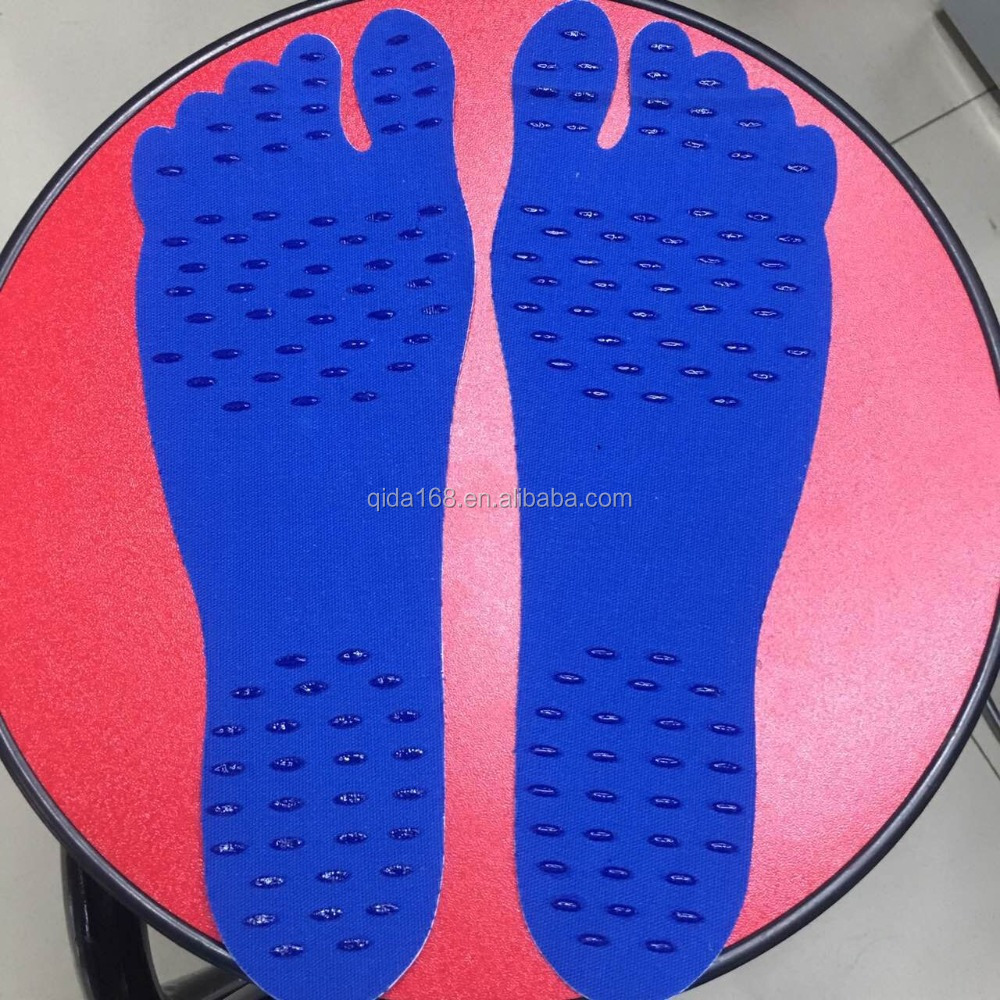 Cheap Feet Sticky Soles yoga pads adhesive feet pads yoga sticky soles