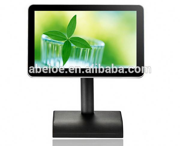 10.1 INCH digital signage display/mini usb input 10.1 inch lcd usb monitor screen portable