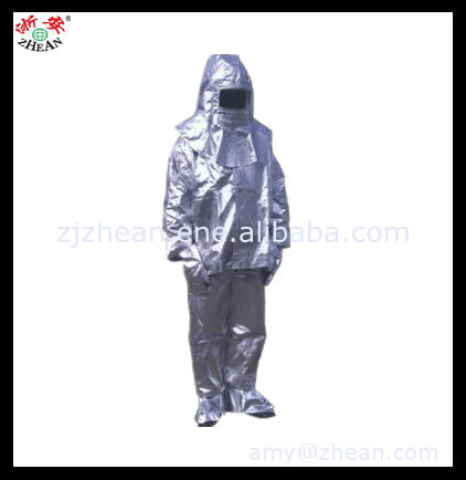 Aluminized Fire Suit/Used Fire Suit For Sale/Anti Fire Clothing