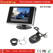 Car Reversing taxi camera system With 2 ways video input