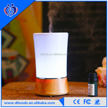 2015 hot sale Ultrasonic Aroma Diffuser / Essential Oils Diffusers with Led changing of DT-006