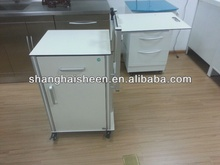 high quality bedside abs hospital cabinets