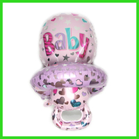 CY personalized balloons cheap new baby boy foil balloon in china