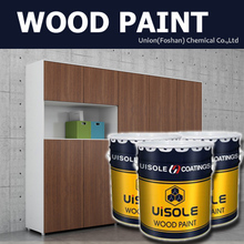 Easy sanding PU clear sealer/basecoat for solid wood or veneer wooden furniture