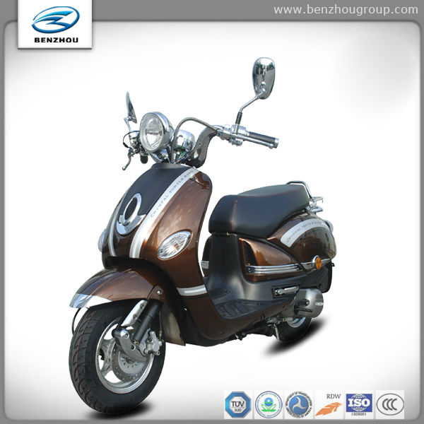 Benzhou 2013 new model vespa scooter 125cc