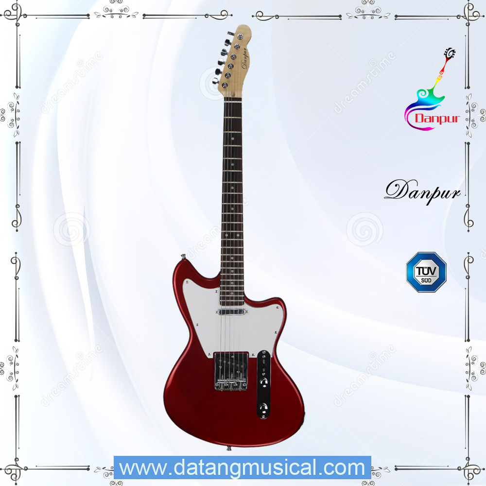 Cheap musical instruments import electric guitar for sale