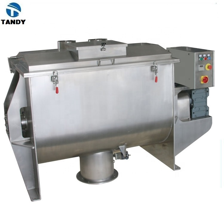food grade dry powder blender , flour mixer machine