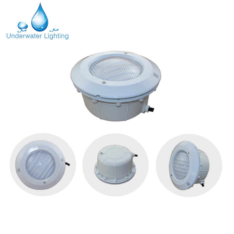 Waterproof IP68 12V 18W 24W 35W Multi Color PAR56 Led Underwater Swimming Pool light with Niche
