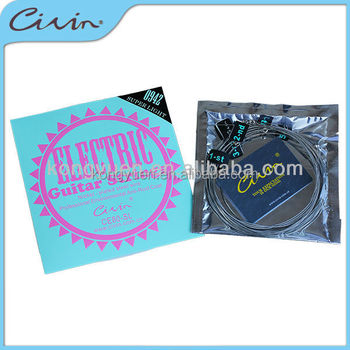 Normal light guitar strings factory/electric guitar string