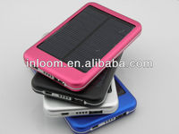 Portable universal Sun power battery charger for mobile phone/iPhone/iPad