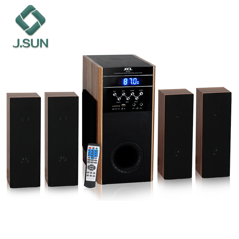 4.1 mackie mobile speakers sound box home theater