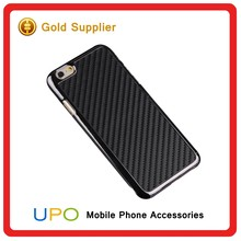 [UPO] 2016 New Arrival Carbon Fiber Mobile Back Covers for iPhone 6 4.7''